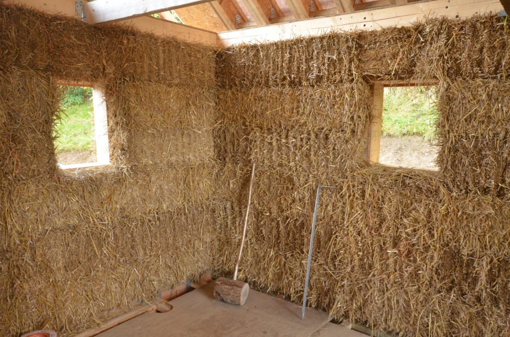 straw bale building tools